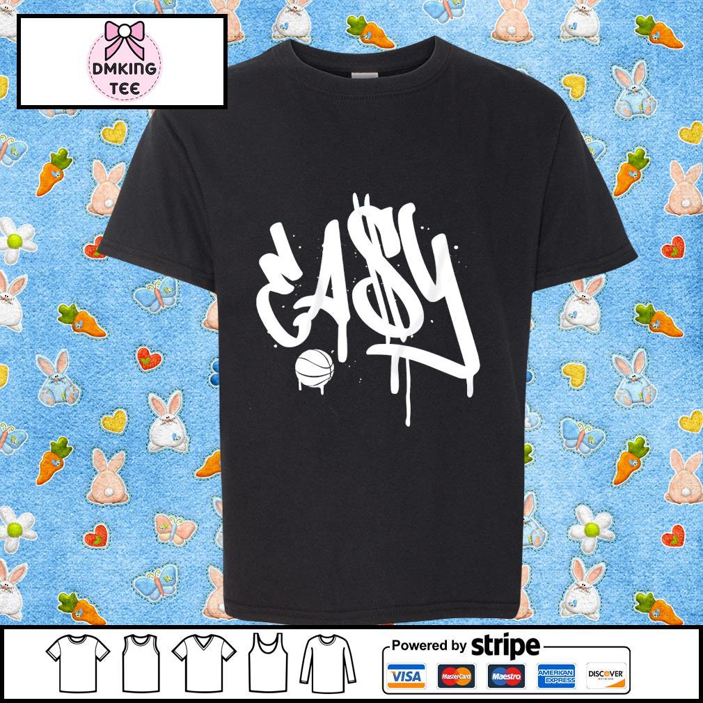EA$Y Brooklyn Basketball t-shirt