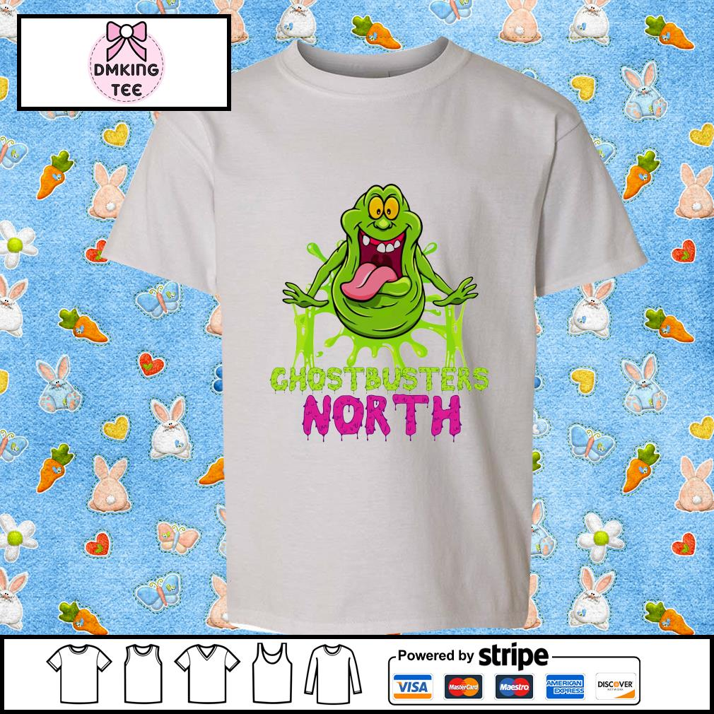 Ghostbusters North Slimer shirt