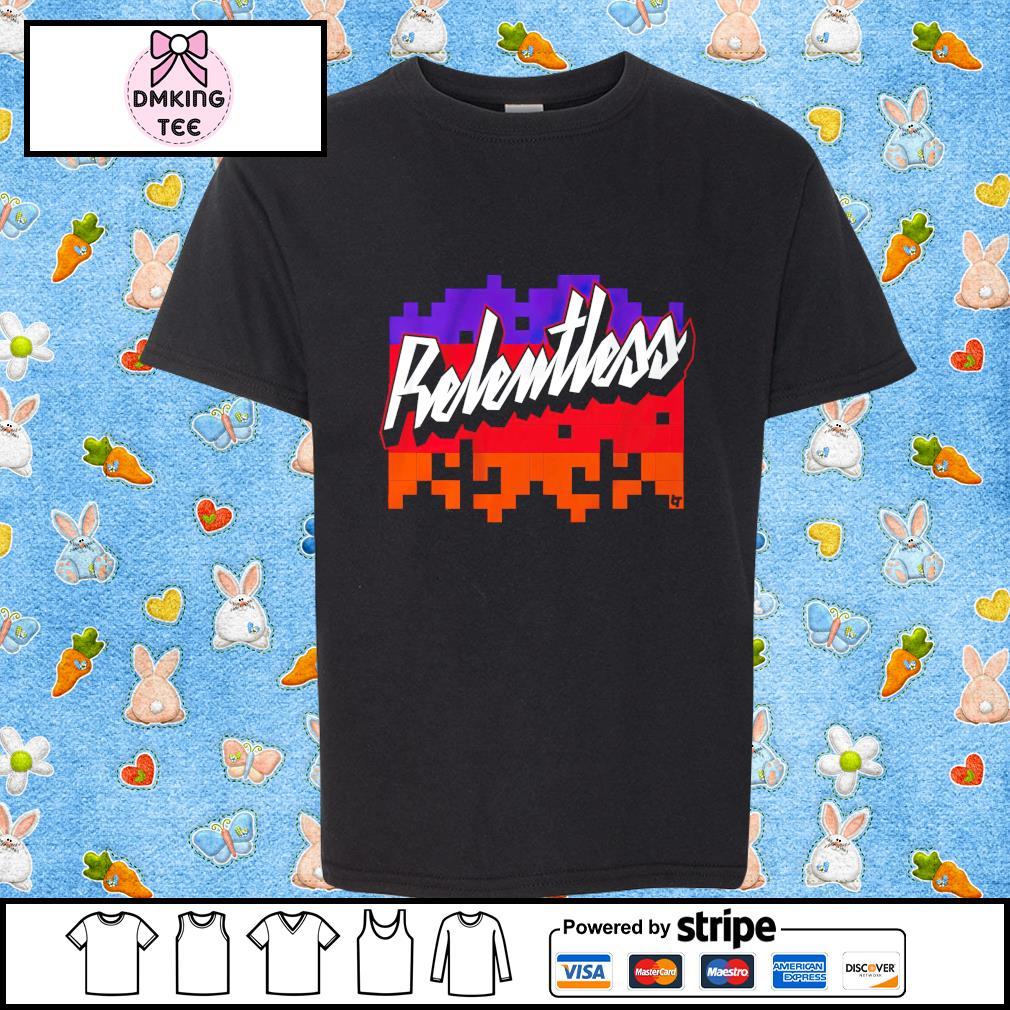 Relentless Phoenix Basketball t-shirt