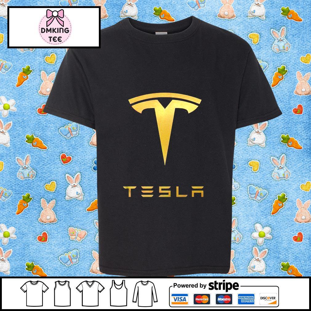 Tesla Legalize shirt