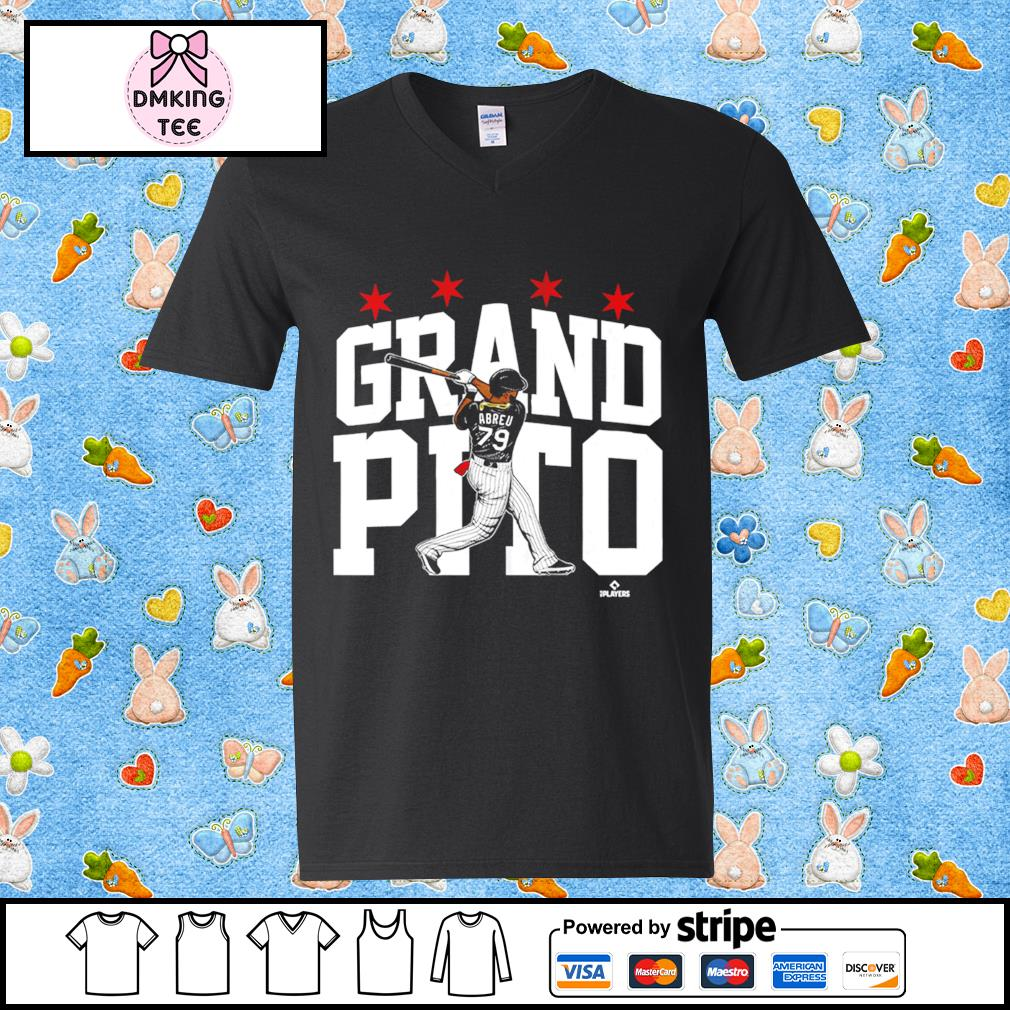 Jose Abreu Grand Pito Guy v-neck t-shirt